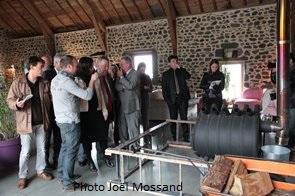 ministre-du-tourisme-aux-volca-lodges-de-tournebise